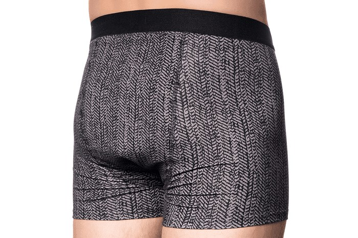 Incontinence boxers for men - Dark Grey